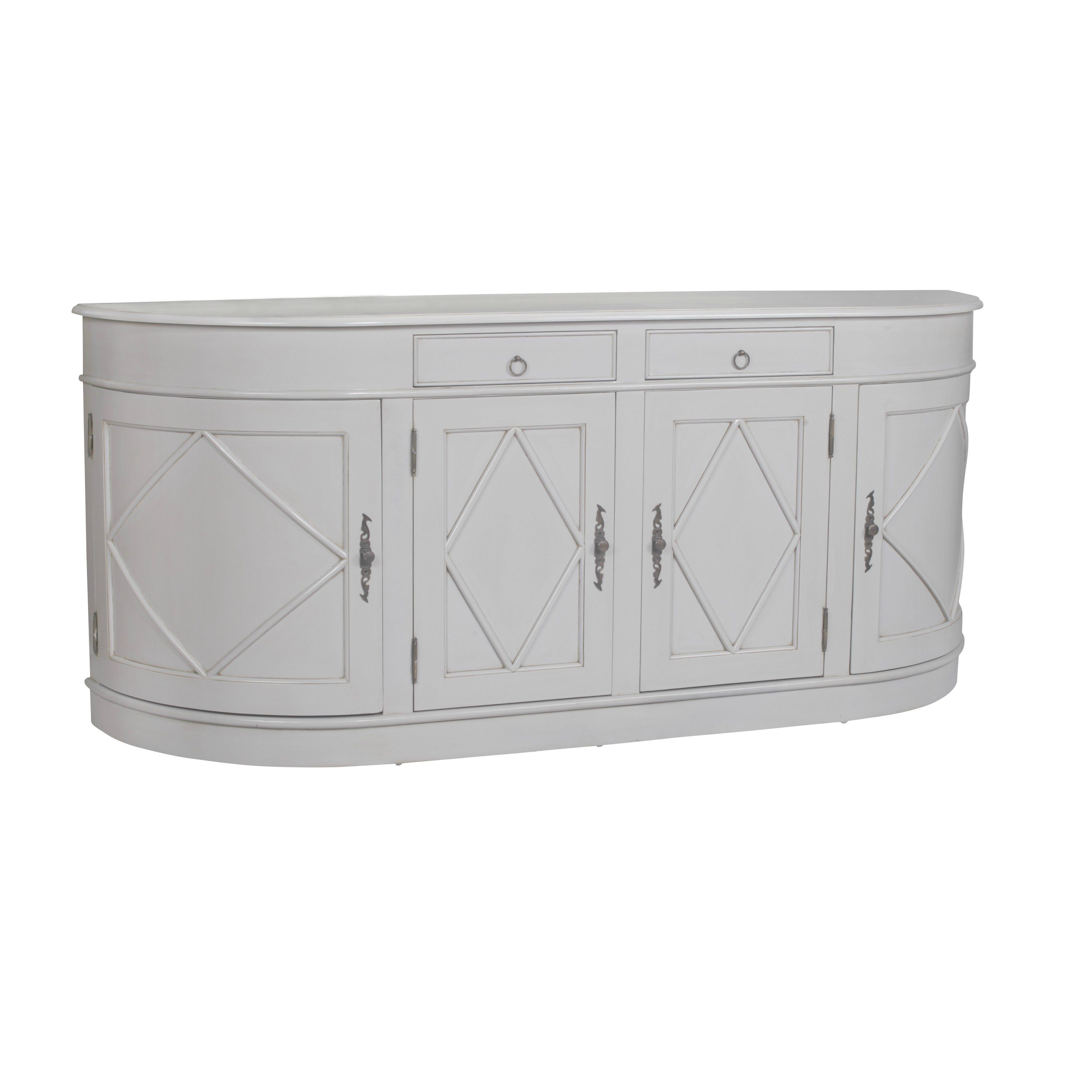 Classical Grey Sideboard