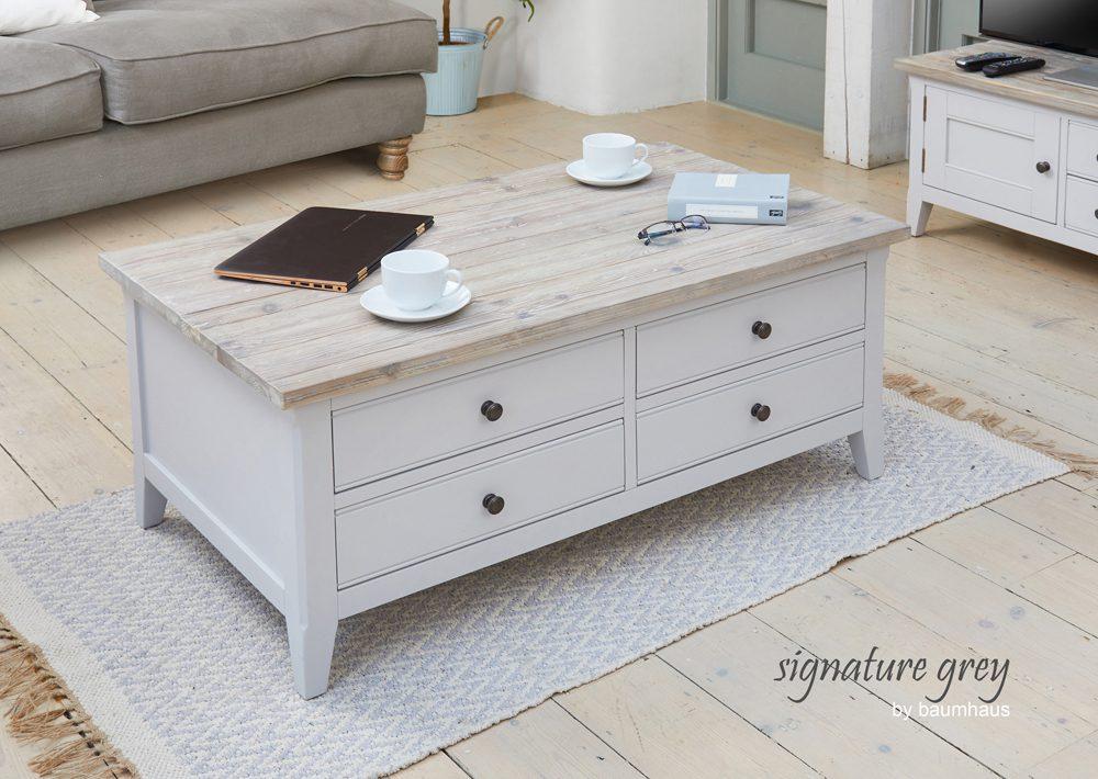 Signature Large Coffee Table