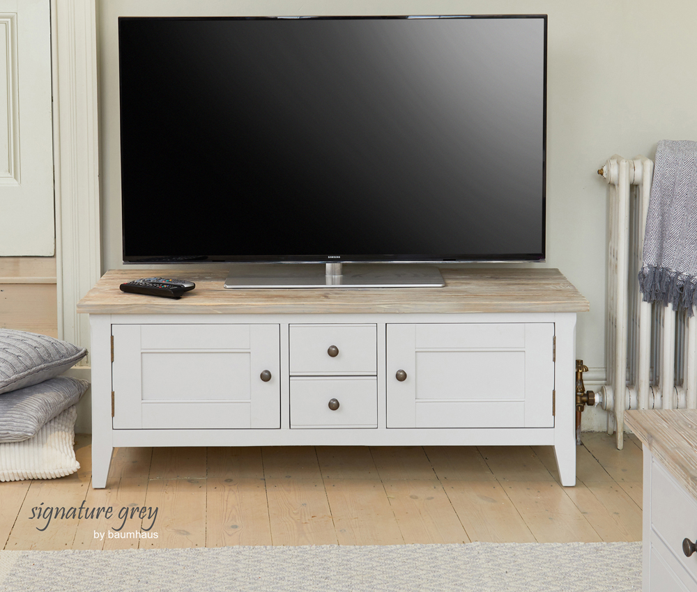 Signature Widescreen Television Stand