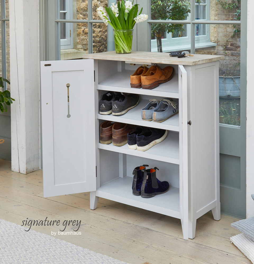 Signature Shoe Storage Cupboard