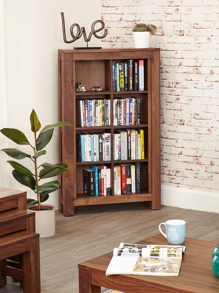Mayan Open DVD / CD Storage Cabinet