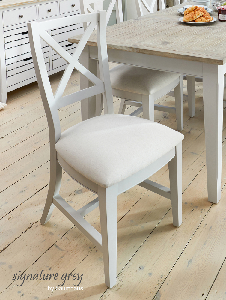 BUNDLE – Signature CFF04A Table with 6 x CFF03C Chairs
