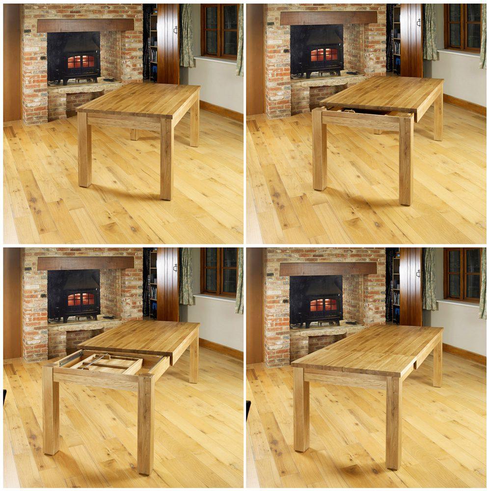 BUNDLE – Mobel COR04E Table with 4 x COR03I Chairs