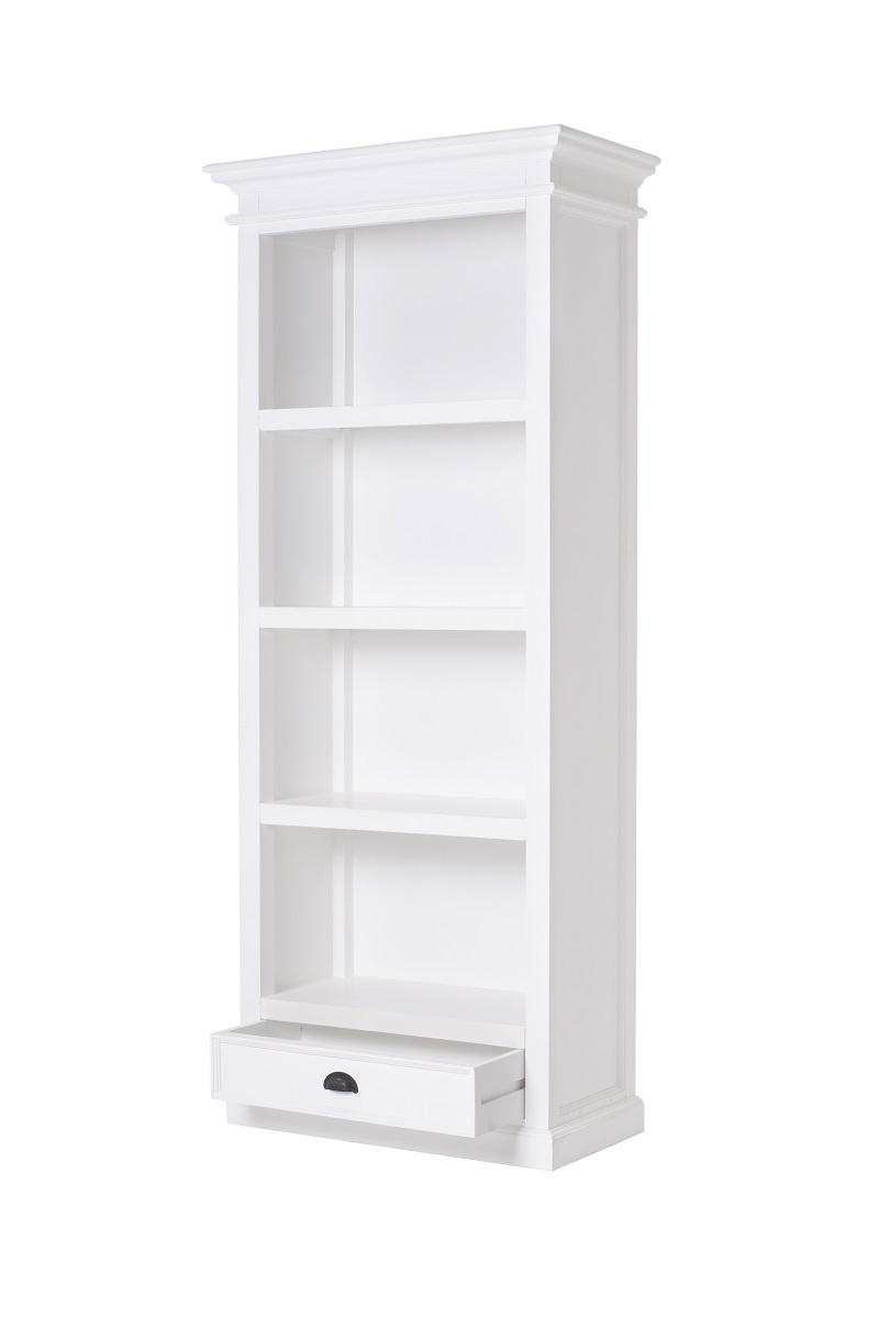 Bookshelf w/ drawer