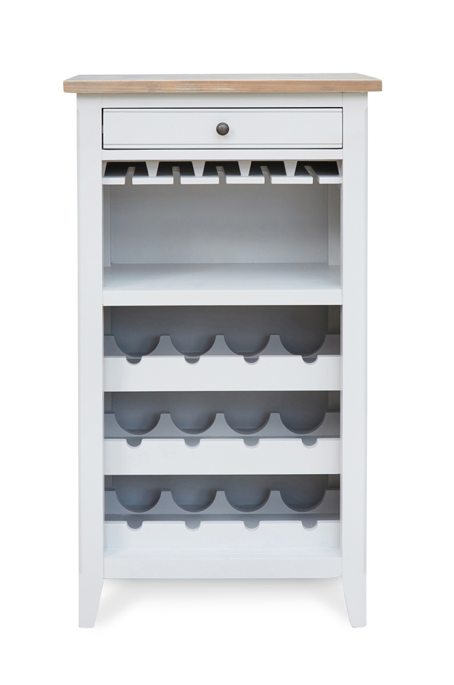 Signature Wine Rack / Glass Storage Cabinet