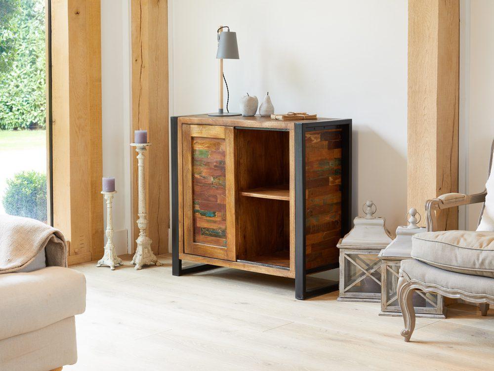Urban Chic Home Storage Cupboard