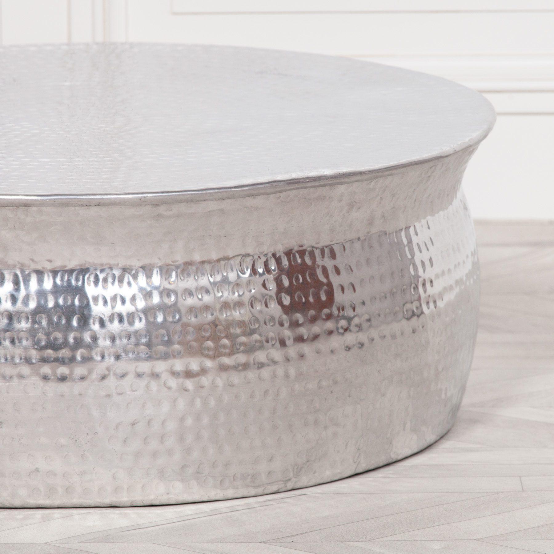 Aluminium Round Coffee Table