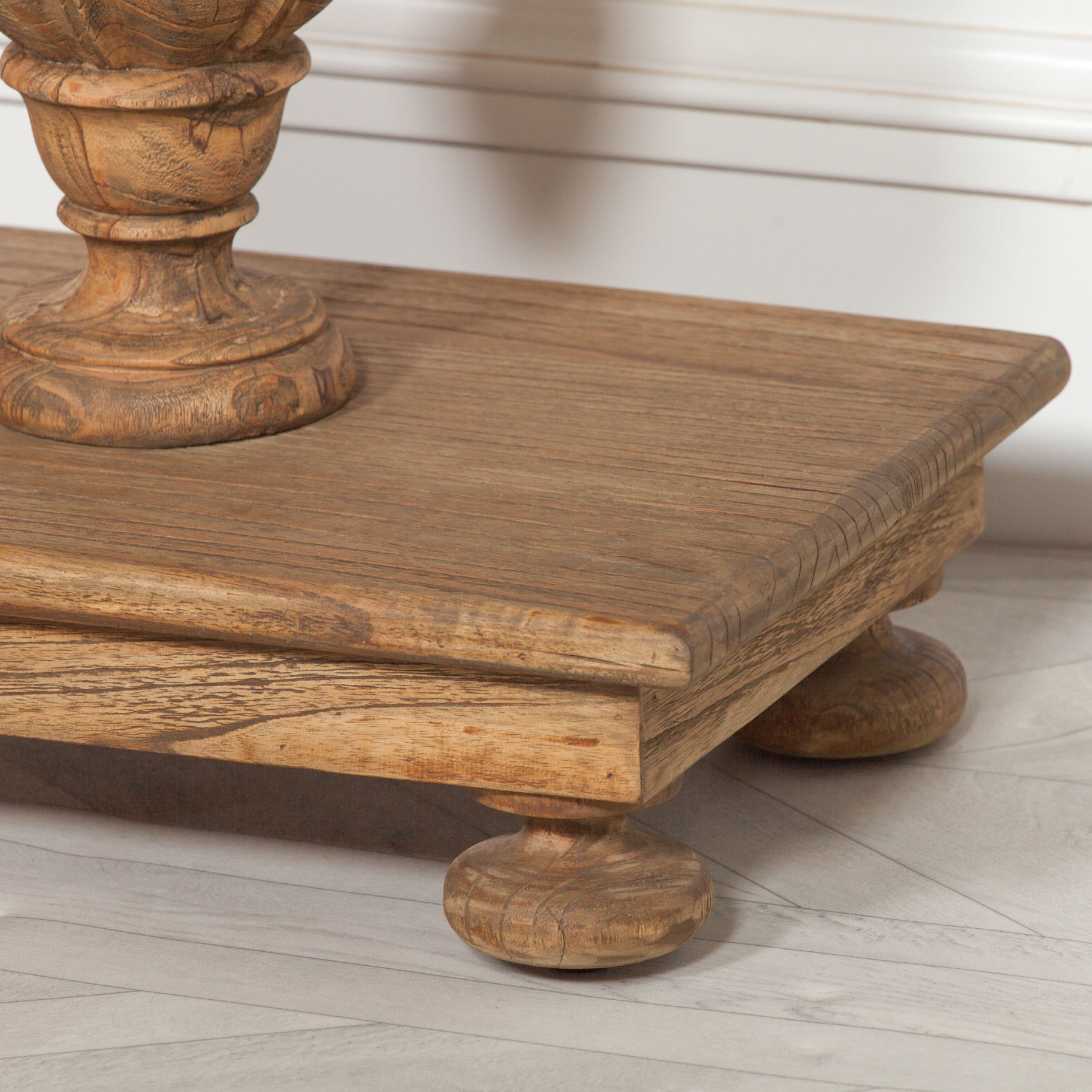 Rustic Wooden Console 180cm