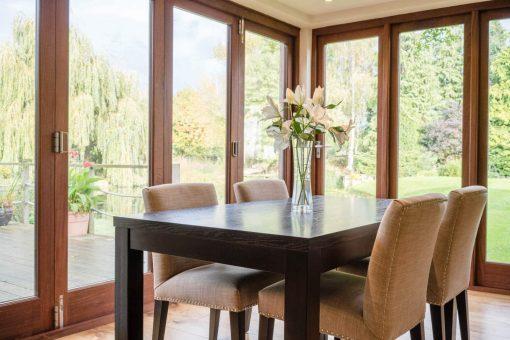Chiddingfold  Dining Table | Black