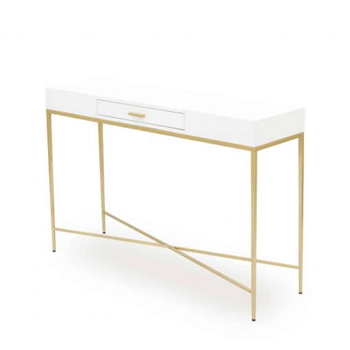 Brookwood Console – White