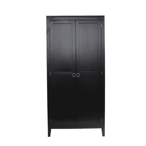 Charlwood Wardrobe – Black