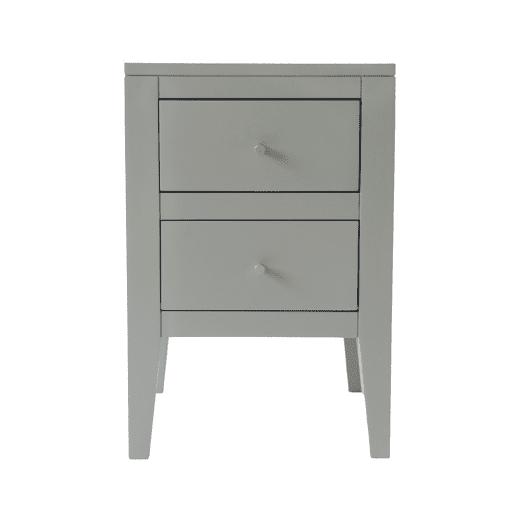 Abinger Bedside – Pigeon Grey