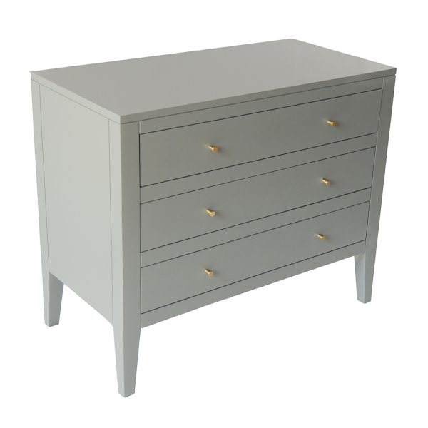 Abinger Chest of Drawers – Pigeon Grey
