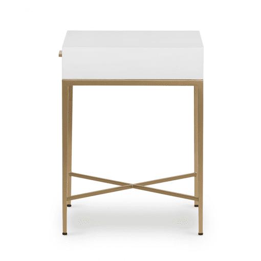 Brookwood Bedside – White