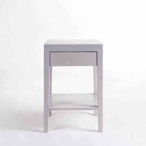 Charlwood Bedside | 1 drawer | Grey