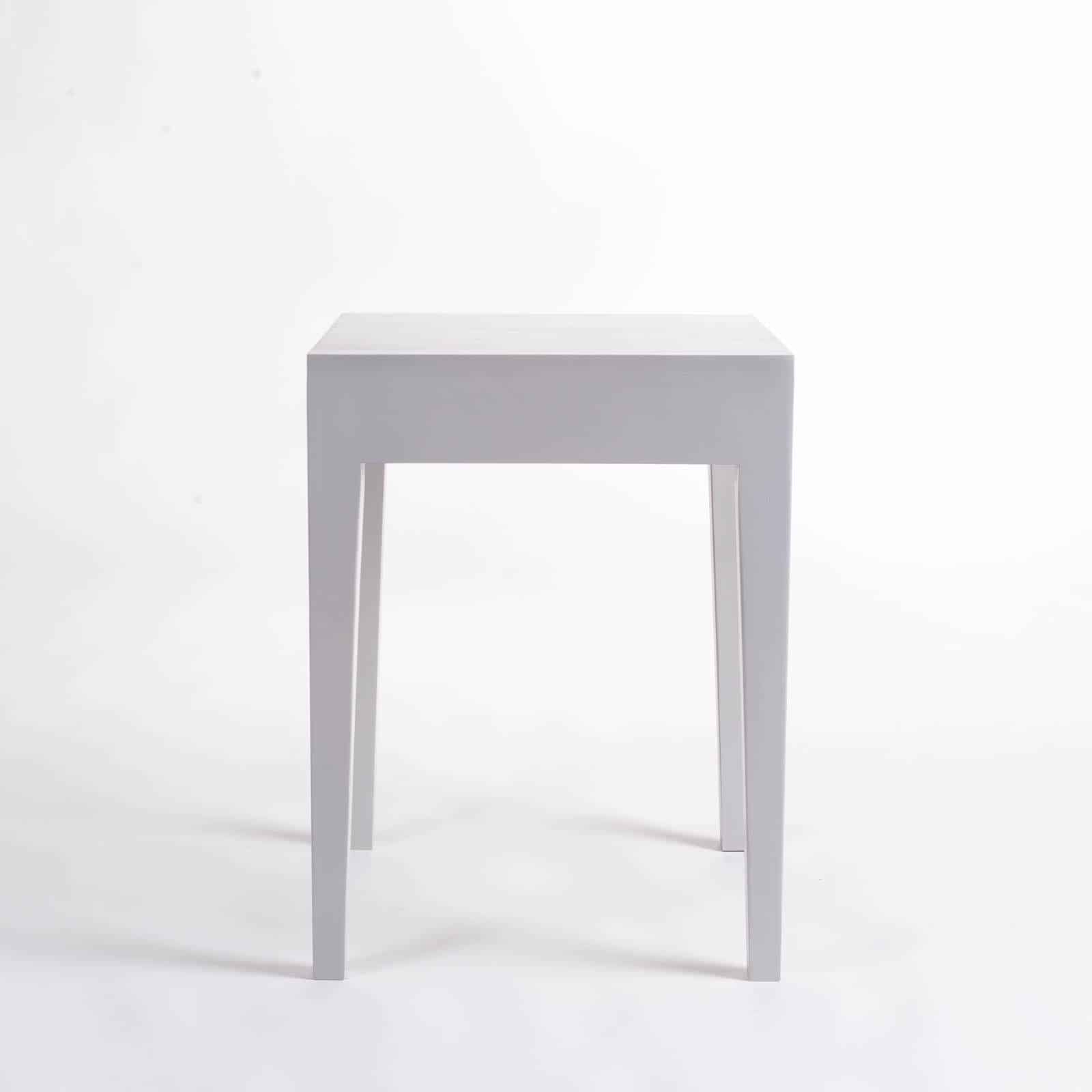Charlwood End Table | Grey