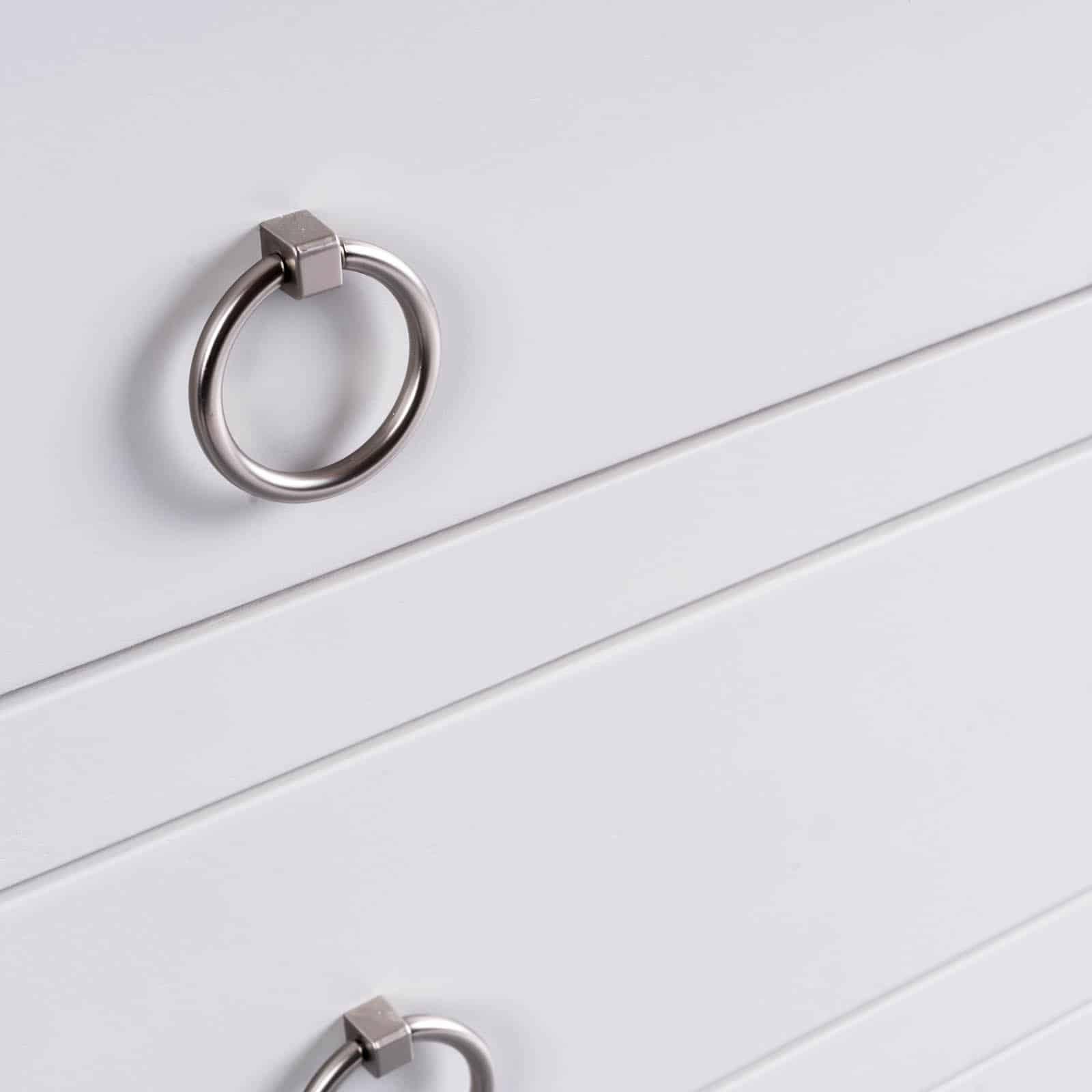 Charlwood Bedside | 2 drawer | Grey