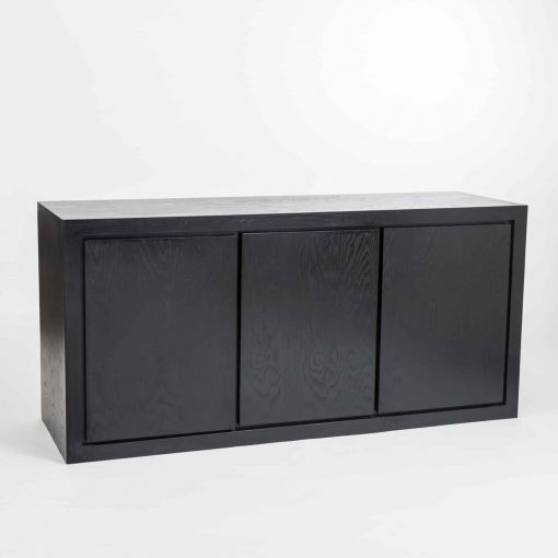 Flyford Sideboard   Black