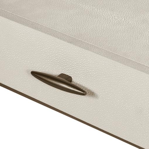 Hascombe Console/Desk – Ivory