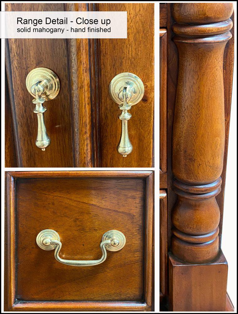 La Reine Lamp Table / Bedside Cabinet