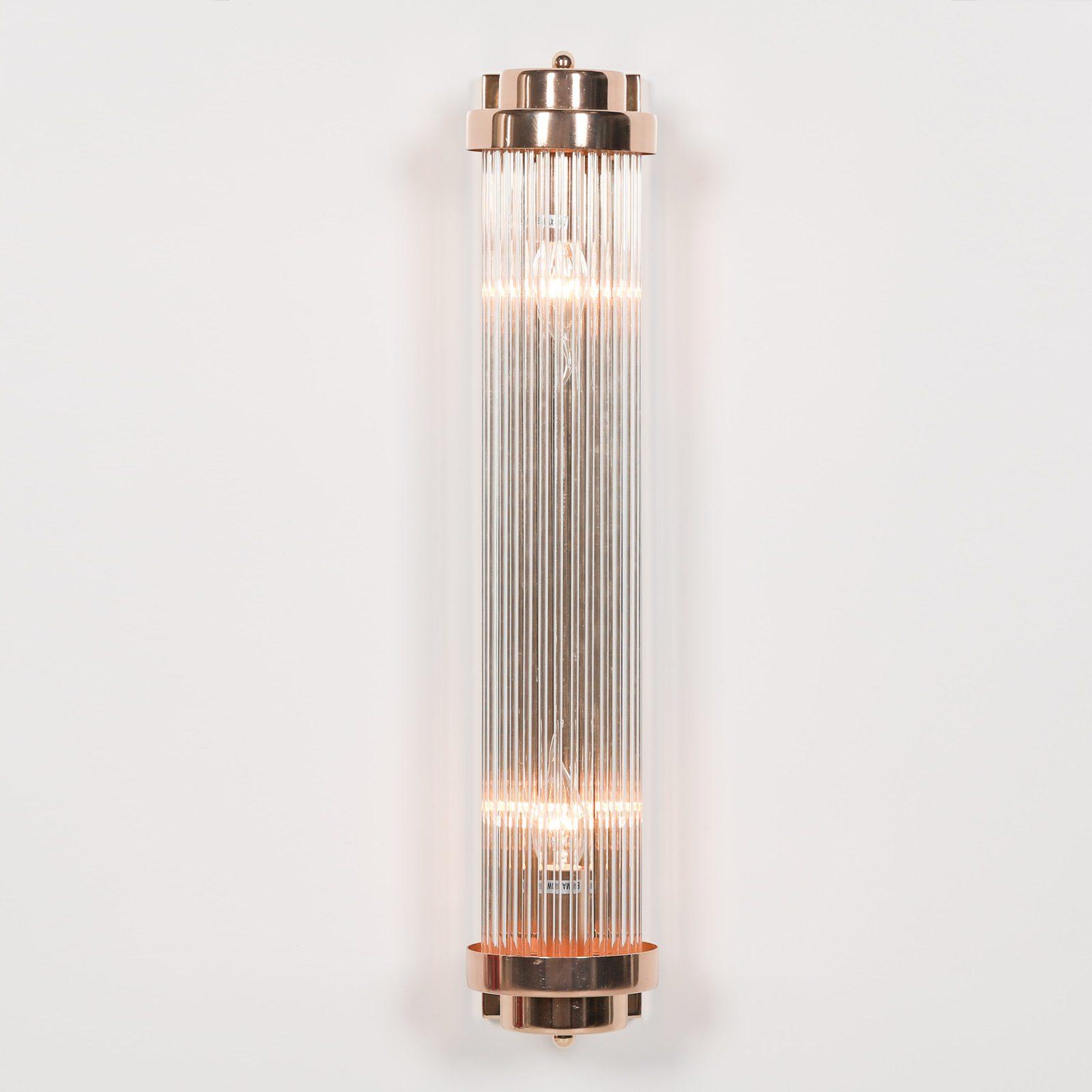Deco Gold Wall Light 61cm