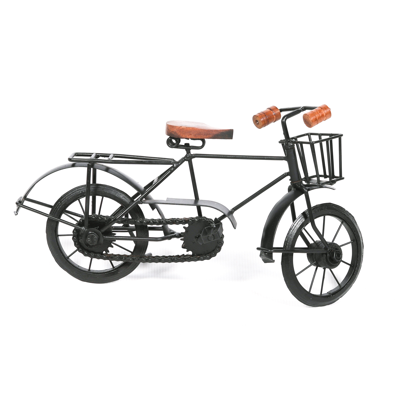 Iron Decorative Bicycle Ornament