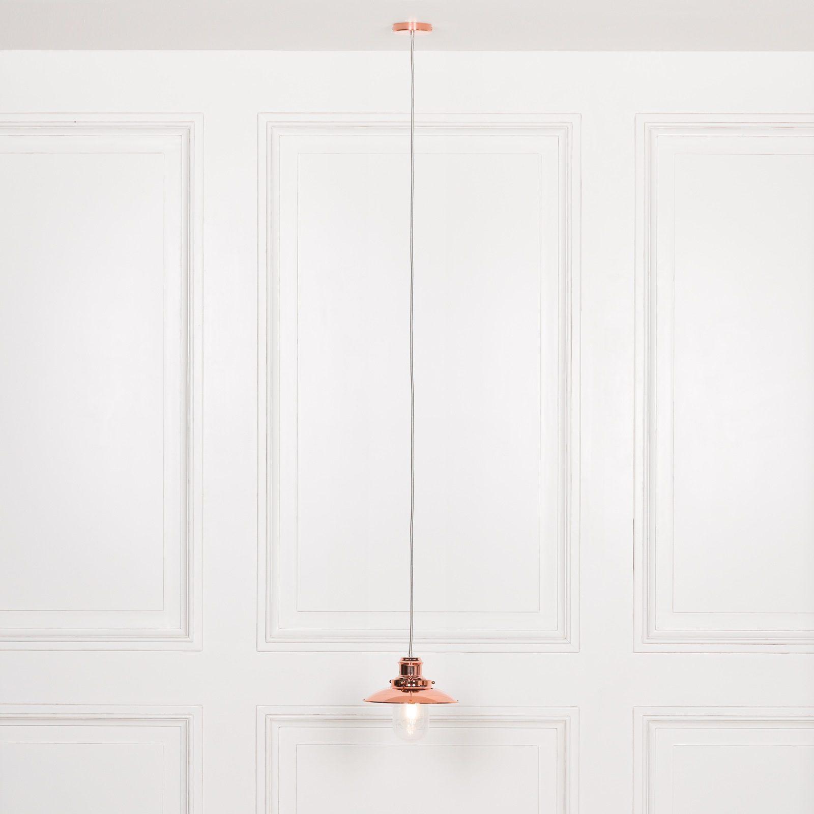 Copper Style Fishermans Light