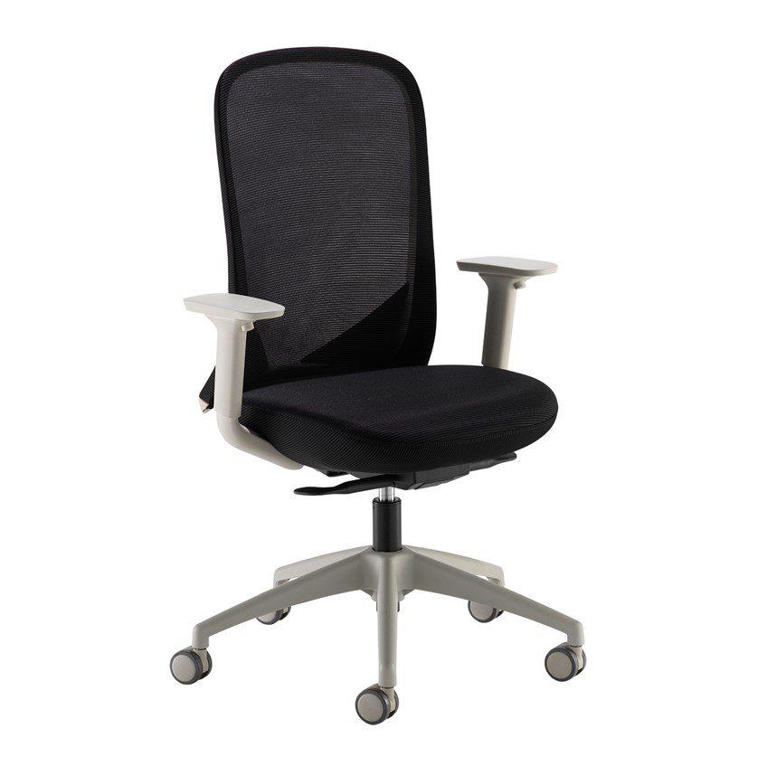 Sway mesh back operator chair