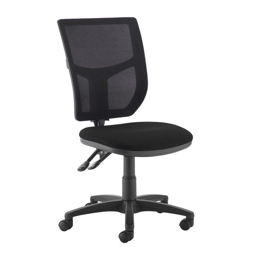 Altino 2 lever high mesh back operators chair