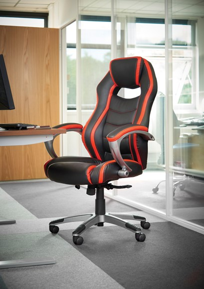 Jensen high back executive chair